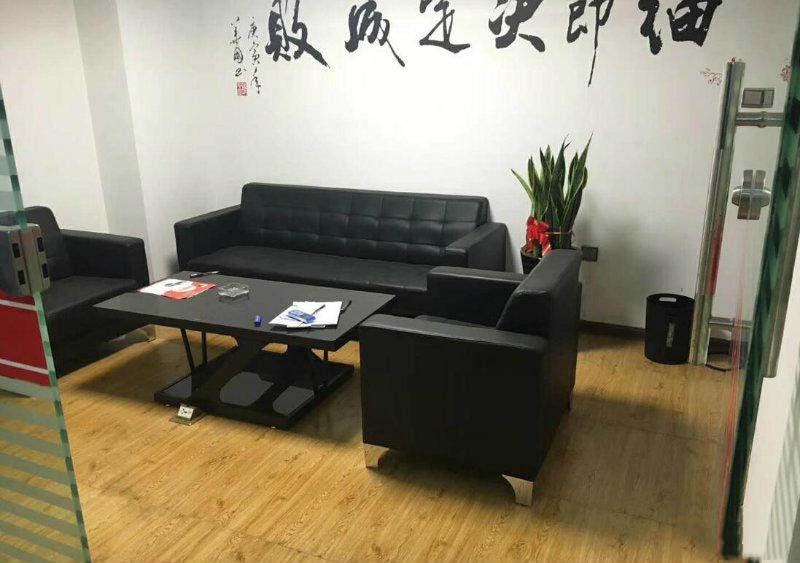 (出租) 出租:银来大厦 专门是做办公的格局,有空调办公桌椅